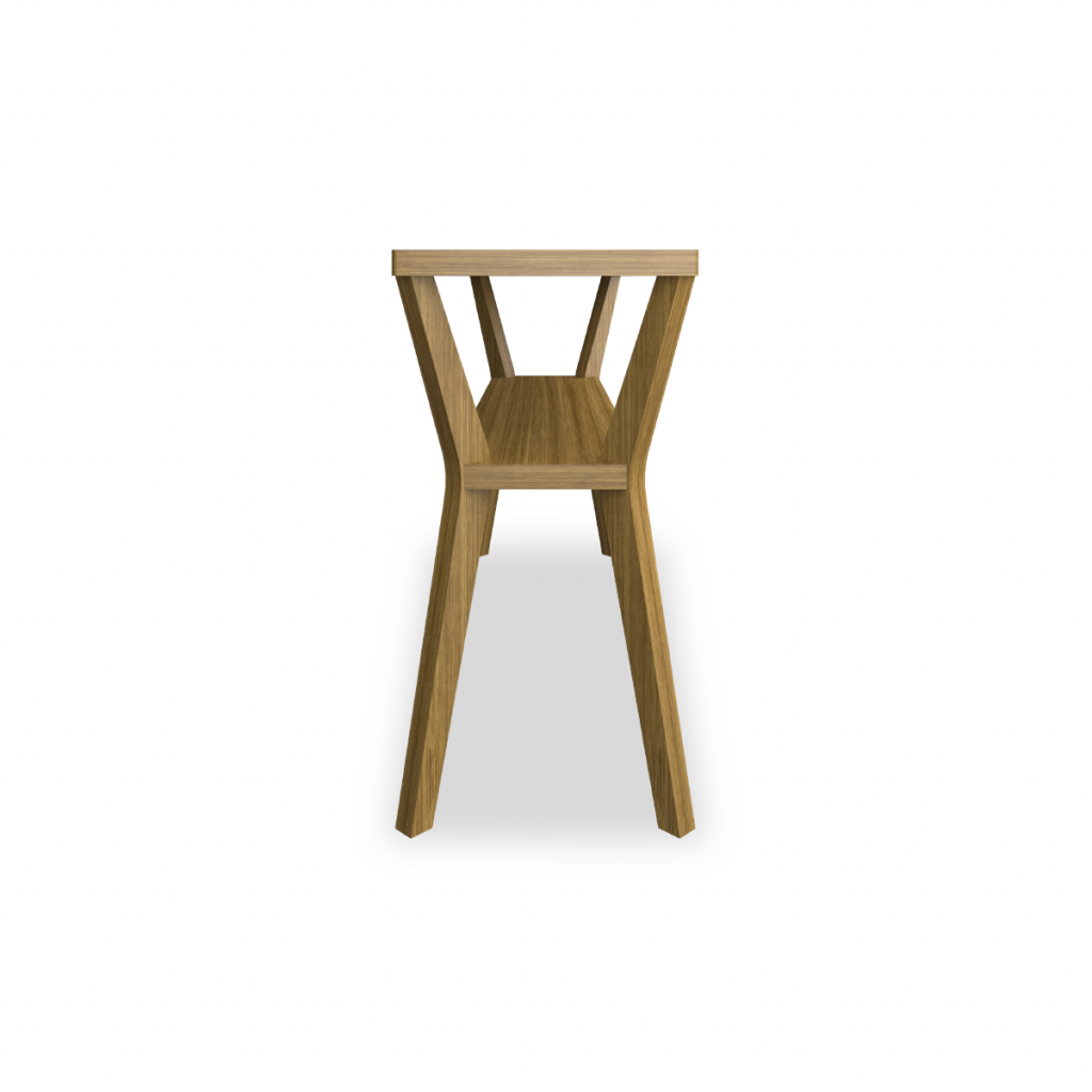 Carrara II Sofa Table - Kwalu