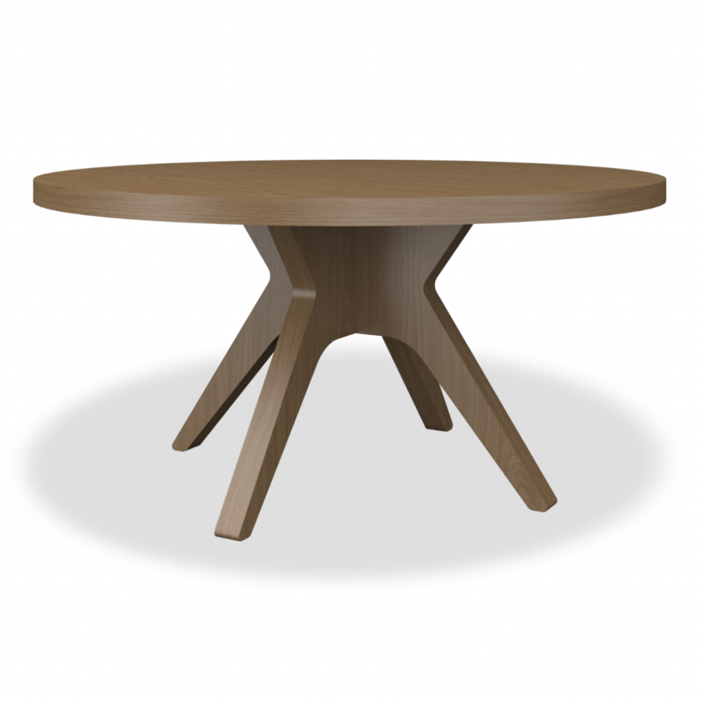 Carrara Round Coffee Table - Kwalu