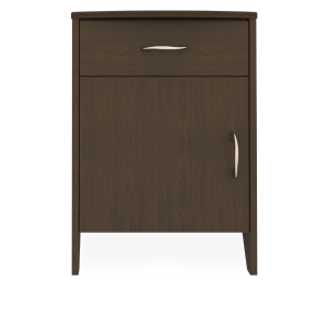 Kwalu product: Essex Bedside Cabinet, 1 Drawer, 1 Door