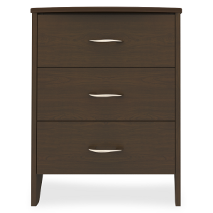 Kwalu product: Essex Bedside Cabinet, 3 Drawers