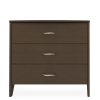 Essex Chest Wide, 3 Drawers - Kwalu