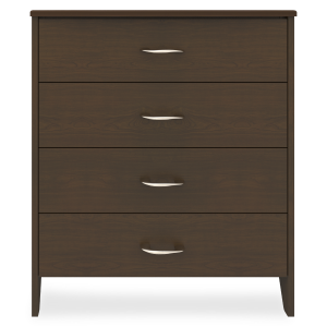 Kwalu product: Essex Chest Wide, 4 Drawers