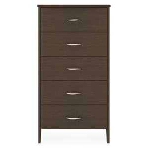 Kwalu product: Essex Chest, 5 Drawers
