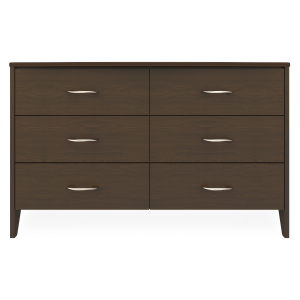 Kwalu product: Essex Dresser, 6 Drawers
