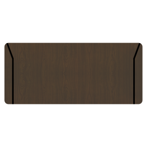 Kwalu product: Essex Footboard