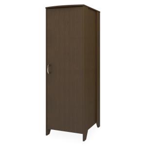 Kwalu product: Essex Single Wardrobe, No Drawers, 1 Door