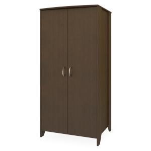 Kwalu product: Essex Double Wardrobe, No Drawers, 2 Doors