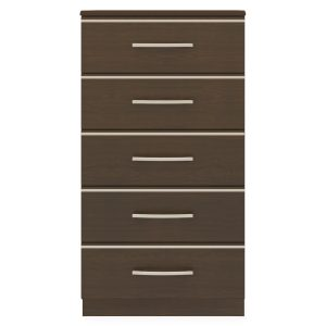 Kwalu product: Hollywood Chest, 5 Drawers