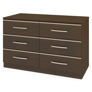 Kwalu product: Hollywood Dresser, 6 Drawers