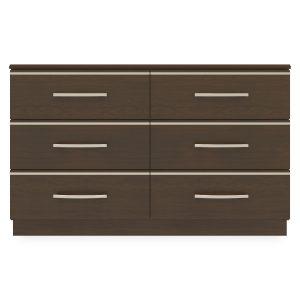 Kwalu product: Hollywood Dresser, 6 Drawers