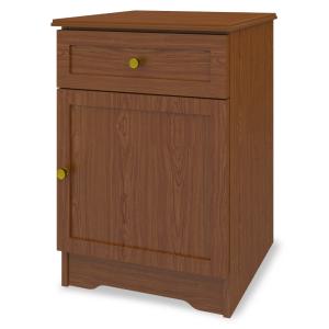 Kwalu product: Lancaster Bedside Cabinet, 1 Drawer, 1 Door