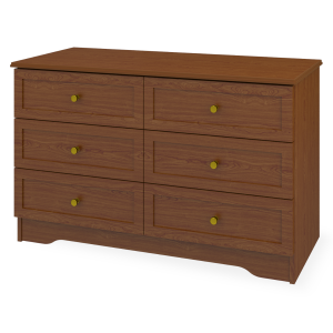 Kwalu product: Lancaster Dresser, 6 Drawers