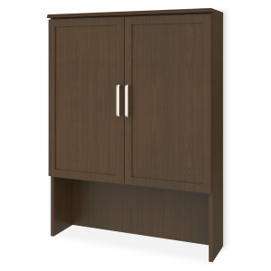 "Kwalu product: Lancaster Media Storage Hutch  –  36""W"