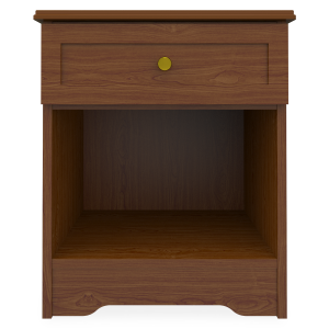 Kwalu product: Lancaster Nightstand, 1 Drawer