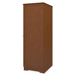 Kwalu product: Lancaster Single Wardrobe, No Drawers, 1 Door