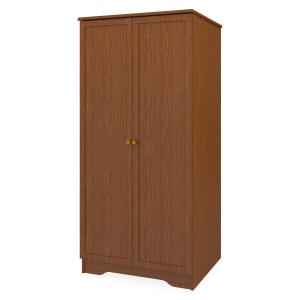 Kwalu product: Lancaster Double Wardrobe, No Drawers, 2 Doors