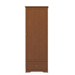 Kwalu product: Lancaster Single Wardrobe, 1 Drawer, 1 Door