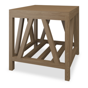 Kwalu product: Limina End Table