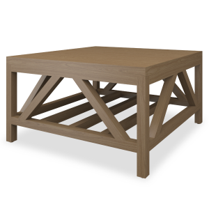 Kwalu product: Limina Square Coffee Table