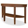 Mezzaluna Console Table - Kwalu