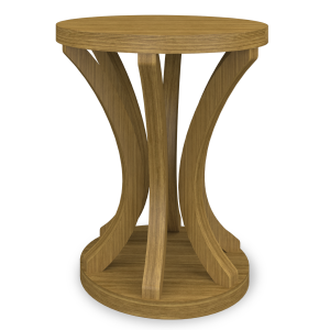 Kwalu product: Palermo End Table