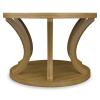 Palermo Round Coffee Table - Kwalu