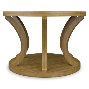 Kwalu product: Palermo Round Coffee Table