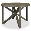 Sicilia Round Coffee Table - Kwalu