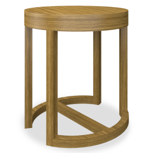 Kwalu product: Tarvisio End Table