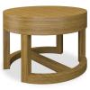 Tarvisio Round Coffee Table - Kwalu