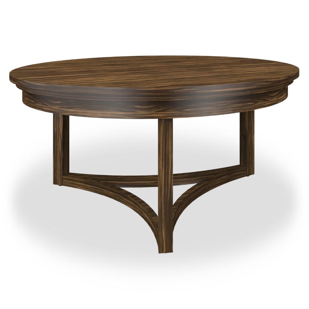 Talana Round Coffee Table - Kwalu