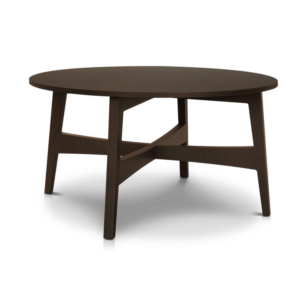 Teodoro Round Coffee Table - Kwalu