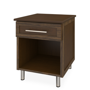 Kwalu product: Tempe Nightstand, 1 Drawer