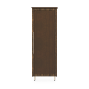 Kwalu product: Tempe Single Wardrobe, No Drawers, 1 Door