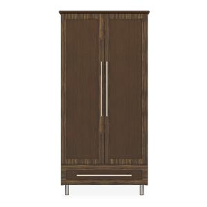 Kwalu product: Tempe Double Wardrobe, 1 Drawer, 2 Doors