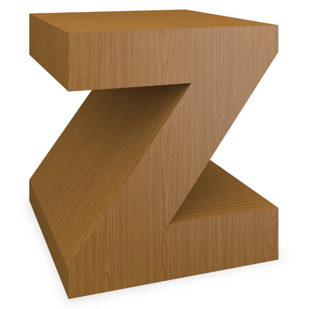 Zollino End Table - Kwalu