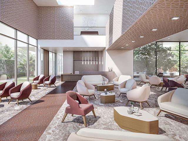 The Evolution & Emerging Trends of Healthcare Interior Design