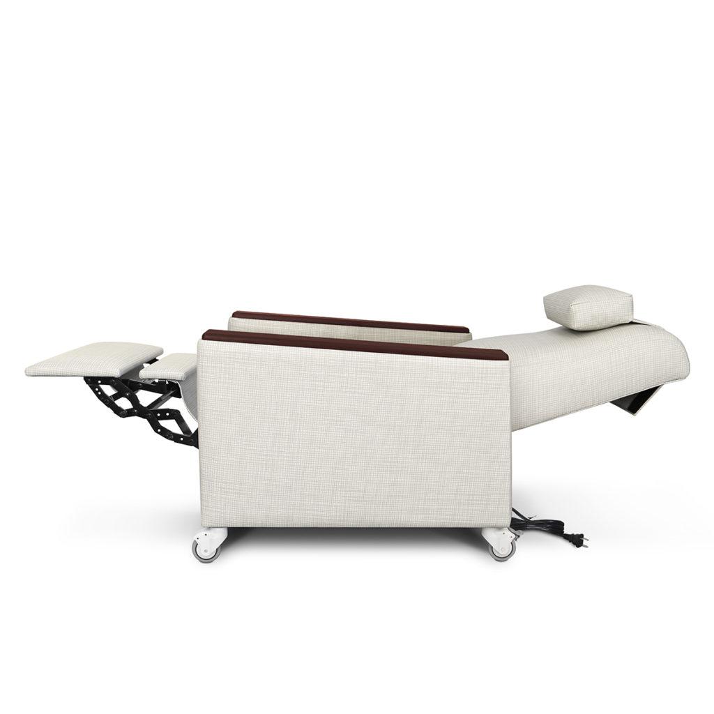 Carrara Sleepover Recliner – Motorized - Kwalu