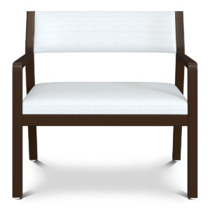 Kwalu product: Caterina Bariatric Guest Upholstered Back